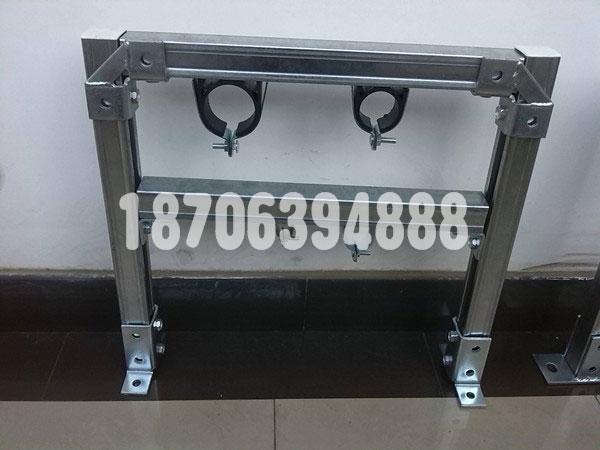 综合支吊架根据管道受力情况计算确定工作和热位移要求