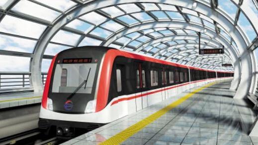 长沙地铁一号线