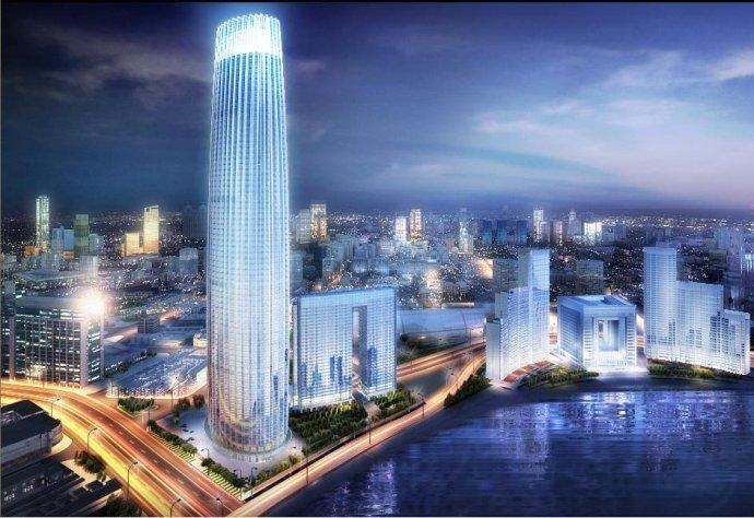 天津环球金融中心(73层)