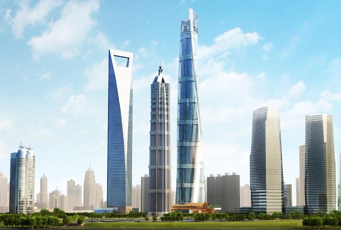 上海环球金融中心大厦(101层)