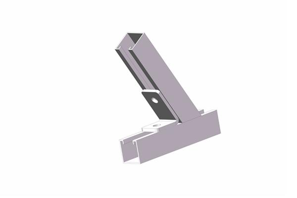 L2 45°弯角连接件