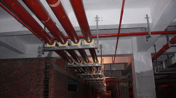 抗震支吊架安装实例