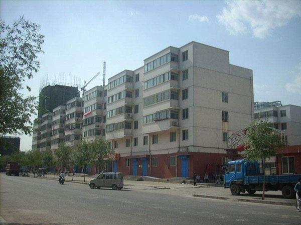 郑州十里铺安置区