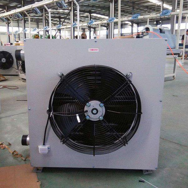 工业用热水暖风机