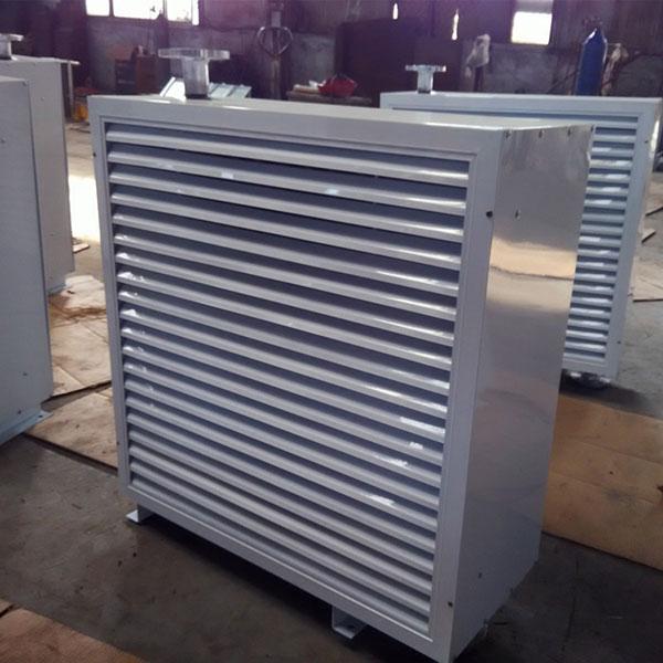 蒸汽型工业暖风机