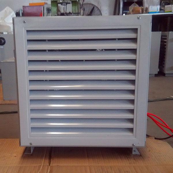 电加热型工业暖风机
