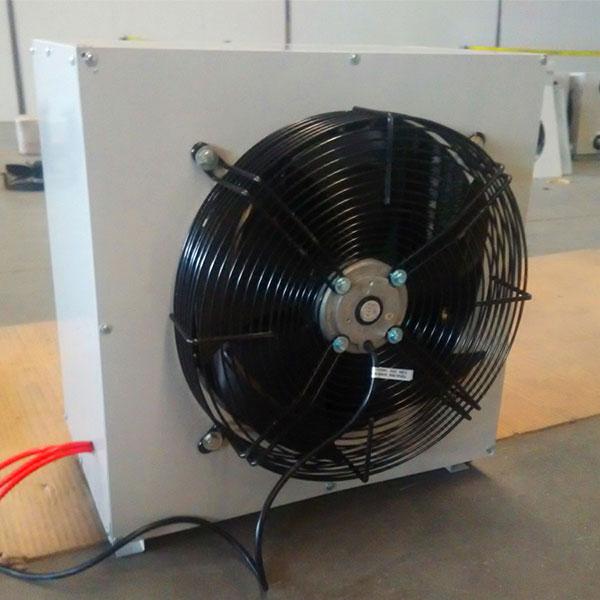 电加热型轴流暖风机