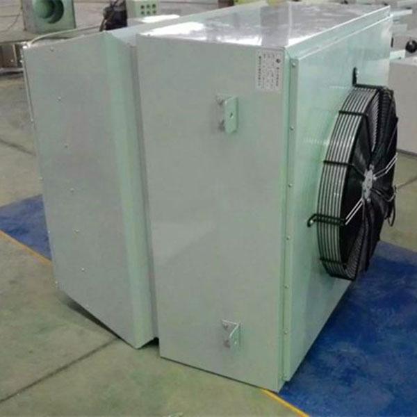 高大空间专用热水型工业暖风机